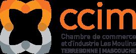 Fier membre de la Chambre de commerce et d'industrie Les Moulins